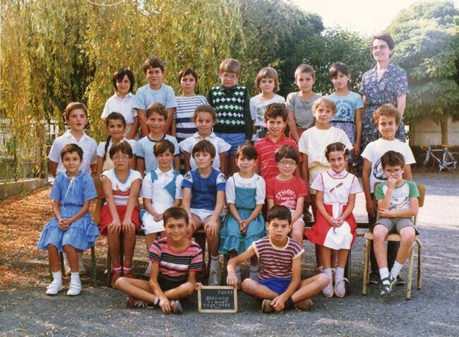 1985 - CM1 en 1985-1886