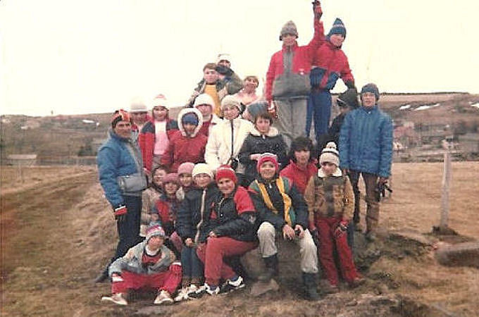 1985 - CM2 198485