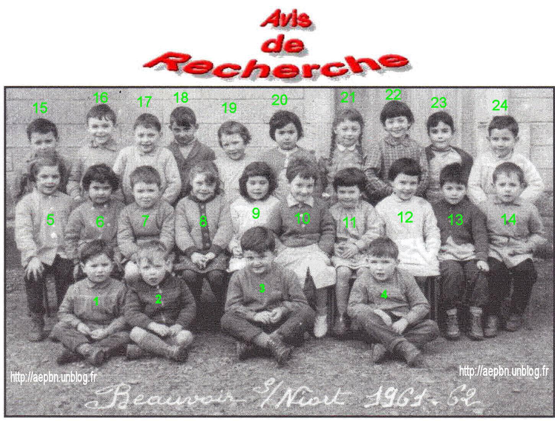 AVIS DE RECHERCHE1